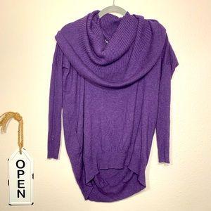 Victoria's Secret cashmere blend cowl neck sweater